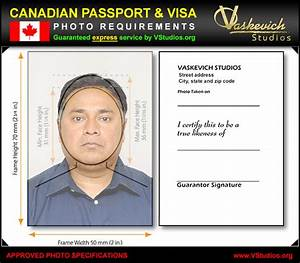 canadian passport photo visa service orlando vstudios With passport travel to canada requirements