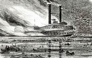 April 27  1865  Sultana  Death On The Mississippi  U2013 The