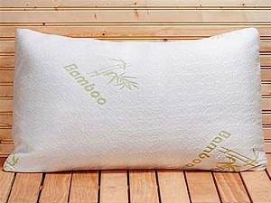 organic jumbo bamboo pillows 2 pack shop on market With bamboo pillow in stores