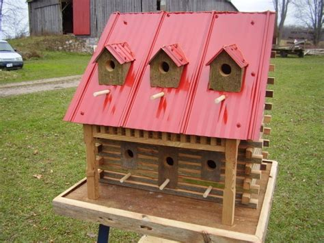 barn birdhouse woodworking plan woodworking projects plans