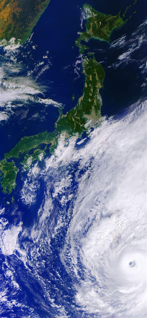 esa typhoon hagibis