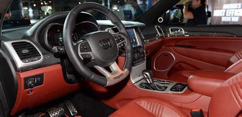 jeep cherokee 2018 interior 2018 srt8 jeep price go4carz com