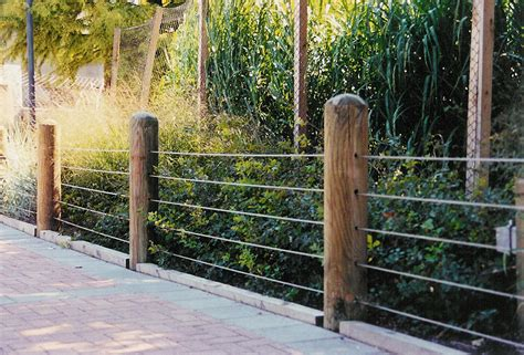 Round Domed Fence Posts - American Timber and Steel