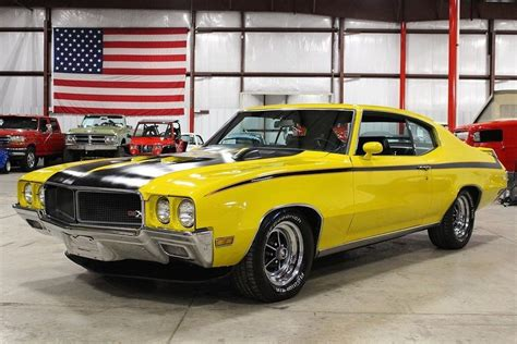 Buick Gsx For Sale by Saturn Yellow 1970 Buick Gsx For Sale Mcg Marketplace
