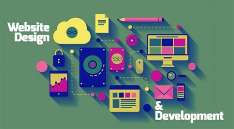 web design and development five phases of website design development known design co