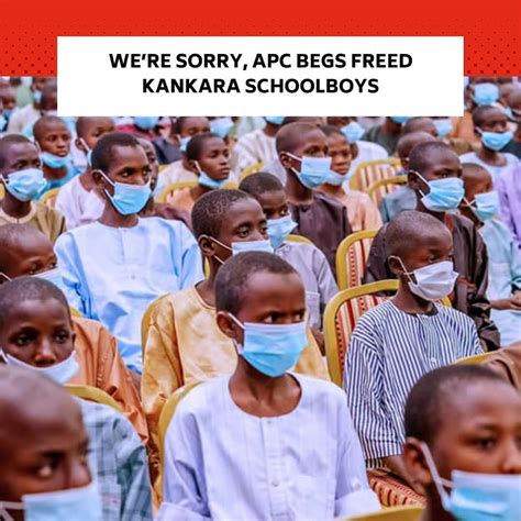 The All Progressives Congress has tendered an apology to ...