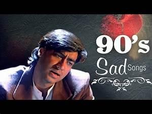 Download Best Of 90's Sad Songs JUKEBOX (HD) - Dard Bhare ...