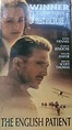 THE ENGLISH PATIENT (VHS 1996) 9 Academy Awards [R] 162min ...