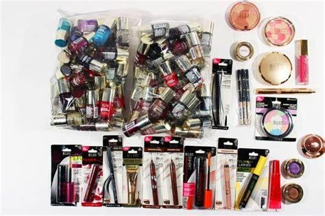wholesale milani cosmetics lot units