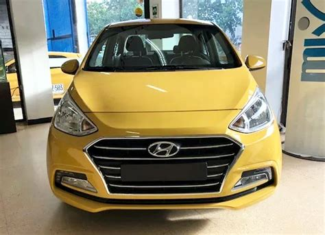 Hyundai Grand I10 2019 by Hyundai Grand I10 Sed 225 N 2019 Taxi Caracter 237 Sticas Y