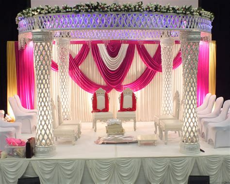 indian wedding mandap sharma fiber wedding mandaps