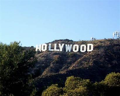 Hollywood Angeles Los Wallpapers Hills Sign California