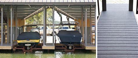 Hinckley Boat Construction by Country Club Boat Docks Hinckley Construction