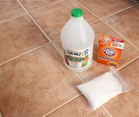 cleaning bathroom tiles with baking soda tile design ideas