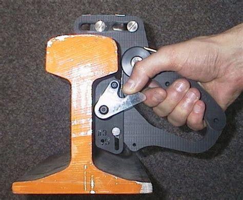 railhead wear  side cut gauge bance