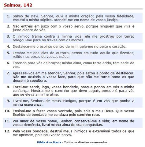 catequista roberta salmos 142