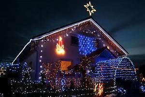 led lichterketten strom sparender weihnachtsschmuck fur With französischer balkon mit garten weihnachtsbeleuchtung