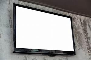 Fernseher An Der Wand : fernseher mit leeren bildschirm an der wand download der kostenlosen fotos ~ Sanjose-hotels-ca.com Haus und Dekorationen