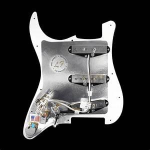 Fender Strat Pickguard Wiring Diagram