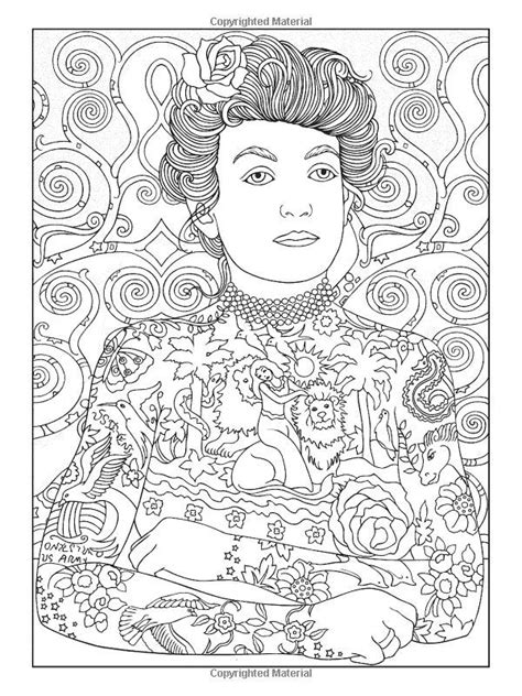 Body Art Tattoo Colouring Book, Marty Noble   Coloring
