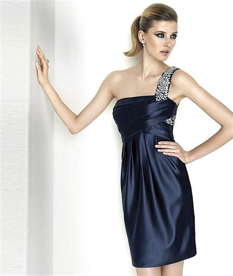 Navy Blue Dress  Different Types, Accessorizing And Care Tips