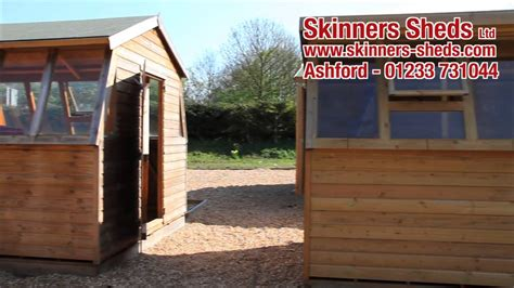 skinners sheds skinners sheds wyevale garden centre in ashford