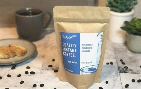 Made of 100% arabica beans, and freeze dried to preserve the beans' original flavor and aroma. Waka Coffee & Tea: A Comprehensive Review