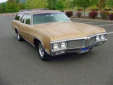 1970 Buick Station Wagon by 1970 Buick Estate Wagon Loaded Special Ordered When