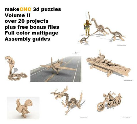 3d puzzle cnc router scrollsaw patterns plans dxf wood laser cutter plasma on popscreen