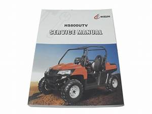 Hs800 Utv Service Manual Hisun 348 Pages   Wiring Diagram