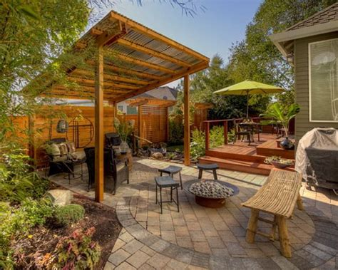 patio metal roof patio ideas garden ideas