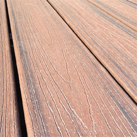 trex transcend decking lava rock 3 6m trex transcend lava rock decking boards