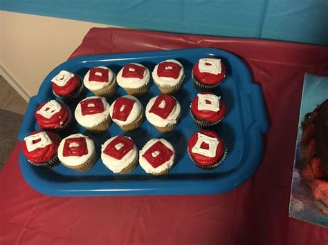 pin  chelle  roblox birthday party birthday parties