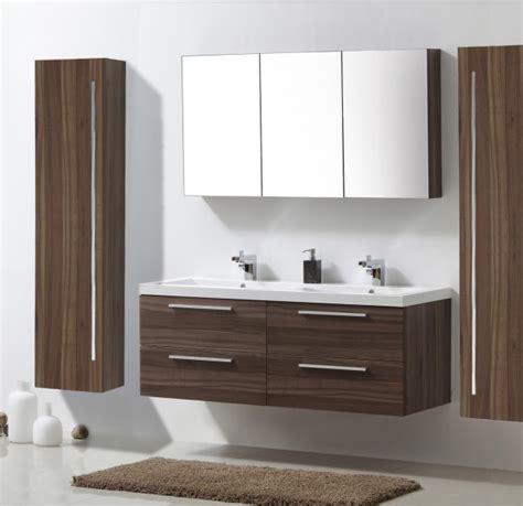 Badezimmermöbel Mit Waschbecken by Badezimmer Set Doppelwaschbecken Bestseller Shop F 252 R