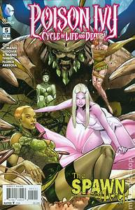 poison cycle of and 2015 comic books