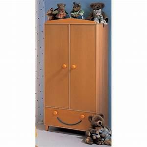 Kleiderschrank 2 Türig Holz : kleiderschrank kobold 2 t rig ~ Bigdaddyawards.com Haus und Dekorationen