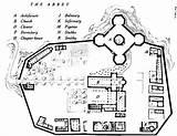 Medieval Castles Drawing Castle Floor Plan Plans Getdrawings sketch template