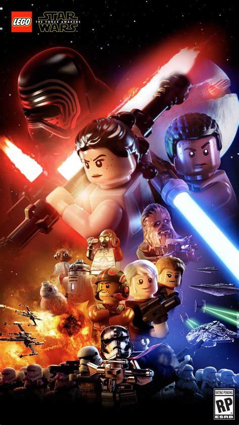 lego star wars wallpapers widescreen