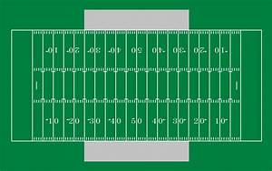 Football Field with College hash marks by Chenglor55 on ...