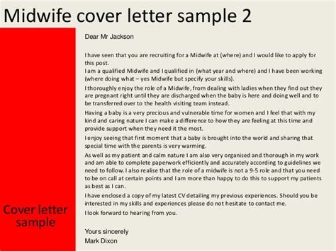 Cover Letter For Ob Gyn Position by Cover Letter For Ob Gyn Position Midwife Cover Letter