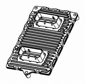 Dodge Dart Engine Control Module  Dart  2 4l  W  O Turbo  2