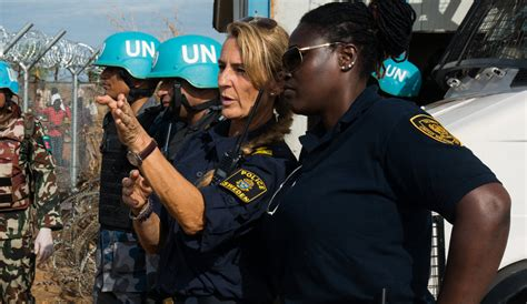 police gender initiatives united nations police