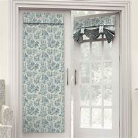 french door curtain panels Waverly Charmed Life French Door Single Curtain Panel ...