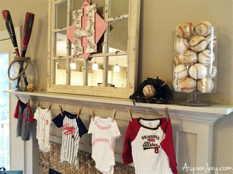 baseball baby shower decorations baseball themed baby shower aspen
