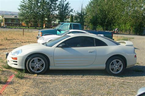2003 Mitsubishi Eclipse Gt Specs by Stock 2003 Mitsubishi Eclipse Gt 1 4 Mile Drag Racing