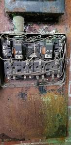 Old Motor Starter Wiring Help