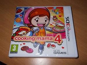 Jeu De Ds3 : cooking mama 4 pour nintendo 3ds concours inside ~ Medecine-chirurgie-esthetiques.com Avis de Voitures
