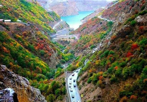 Chalous: The Most Beautiful Road in Iran - Tourism news ...