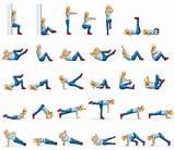 Как похудеть за неделю гимнастика для живота