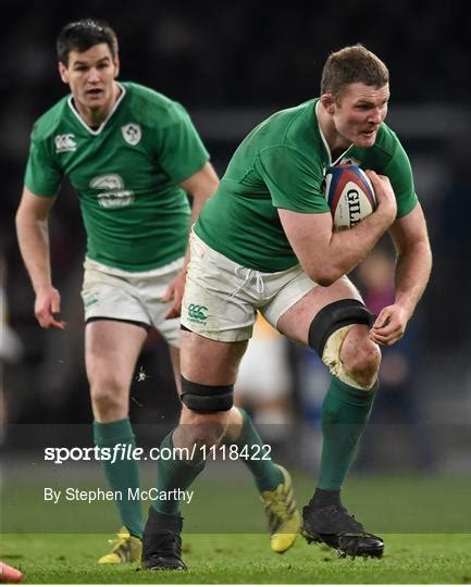 Sportsfile - England v Ireland - RBS Six Nations Rugby ...